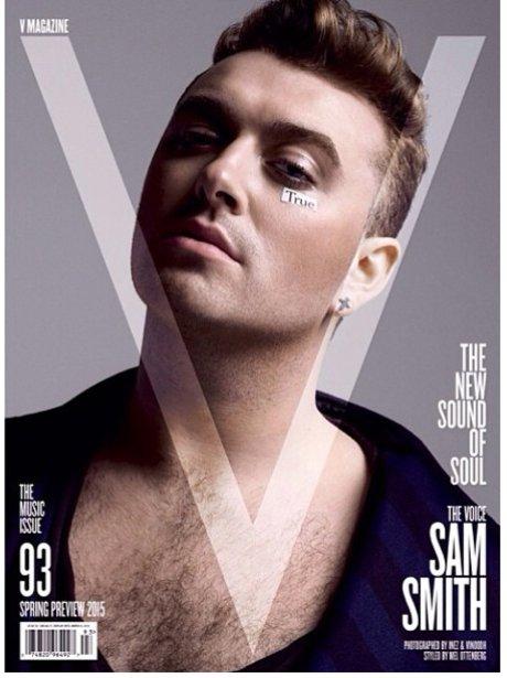 Sam Smith V Magazine 2014