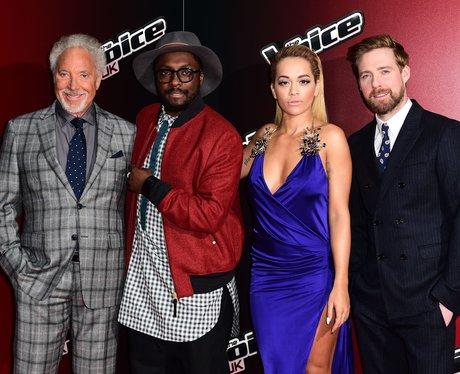 Tom Jones, Will.i.am, Rita Ora and Ricky on The Vo
