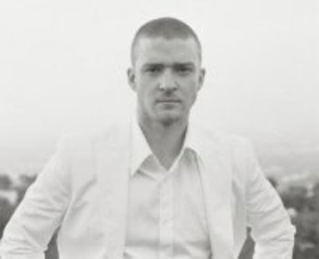 Justin Timberlake First Facebook Picture