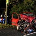 Both cars involved in Rachel Titley crash