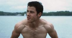 Nick Jonas Posing GIFs