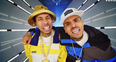 Chris Brown and Tyga Ayo video still