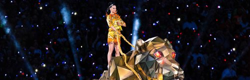 Katy Perry 2015 Super Bowl XLIX Halftime Show