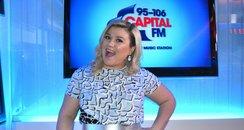 Kelly Clarkson On Capital FM
