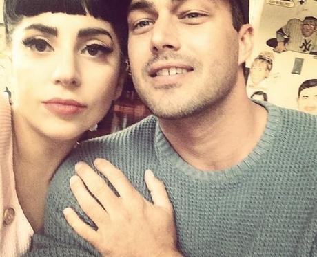 Lady Gaga Taylor Kinney Instagram