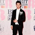 Nick Jonas at The Brit Awards 2015