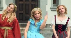 Cinderella Parody Video