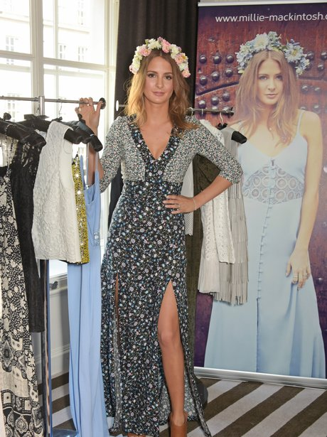 Millie Mackintosh Clothing Launch
