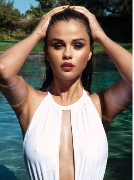 Selena Gomez Bikini Shoot Instagram
