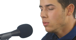 Nick Jonas In Session Capital