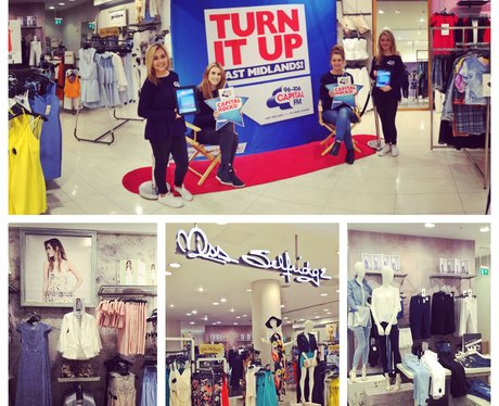 Miss Selfridge Store Opening - Derby