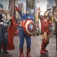 Avengers Ultron Funk Parody Video