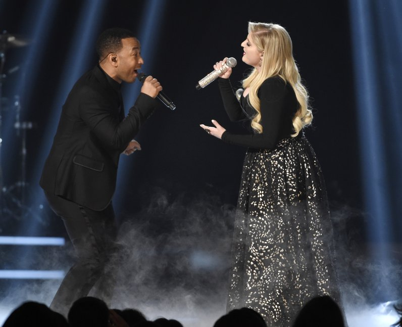 John legend and meghan trainor dating 2015. dating in new york city blog templates.