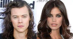 harry Styles and Sara Sampaio