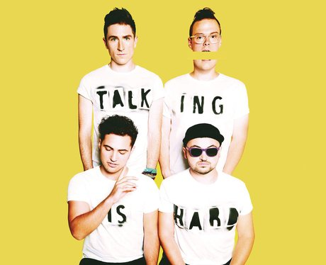 Talking Is Hard Walk The Moon