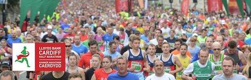 Lloyds Bank Cardiff Half Marathon 2015 4th October