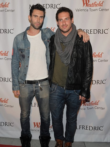 Adam Levine and Michael Levine