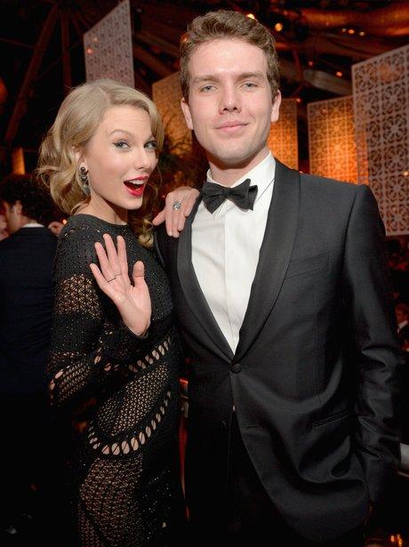 Taylor Swift & Austin Swift