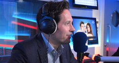 Dave Berry and Lisa Snowdon with Paul Rudd