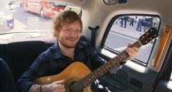 Ed Sheeran Taxi Capital