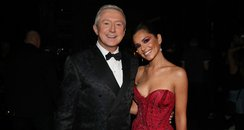 Cheryl Fernandez-Versini and Louis Walsh