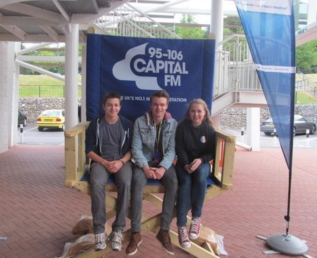 Our Capital Street Stars at The Ageas Bowl