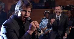 Tom Cruise Jimmy Fallon Lip Sync