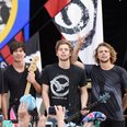 5sos perform on Good Morning America
