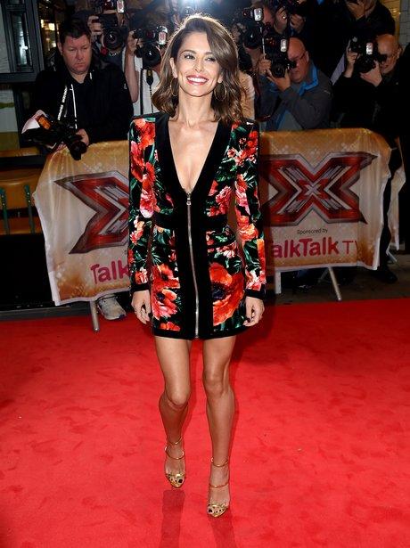 Cheryl Fernandez-Versini X Factor 2015