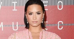 Demi Lovato - MTV VMAs 2015 red carpet arrivals