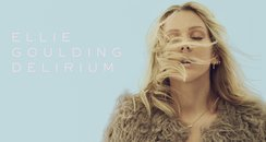 Ellie Goulding 'Delirium' Album Artwork