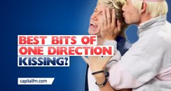 One Direction Kissing