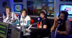 The Vamps on Capital