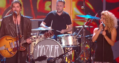Hozier and Tori Kelly duet