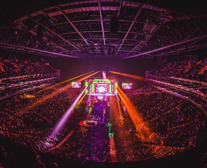 Jingle Bell Ball 2015