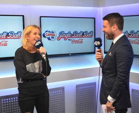 Ellie Goulding and Dave Berry Interview