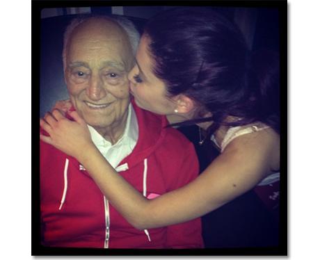 Ariana Grande Instagram Post