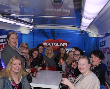 Capital Glam Bus 29th & 30th part 1