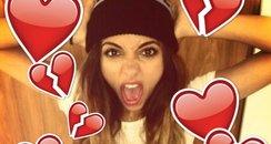 Jade Thirlwall Love Hearts