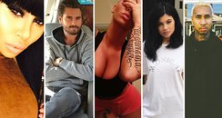 Kardashian Blac Chyna Feud Instagram