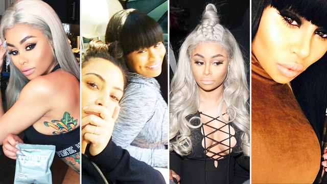 Who is blac chyna dating