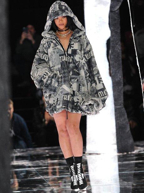 Fenty Puma by Rihanna show
