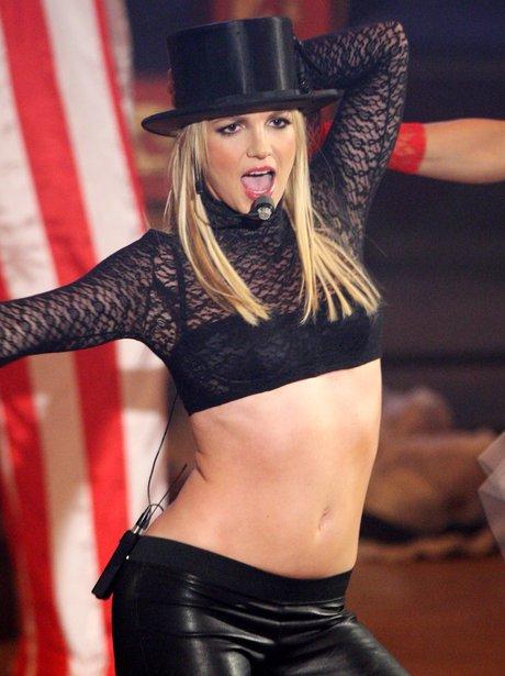 Britney Spears body transformation