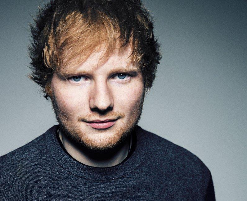 Ed Sheeran 2016