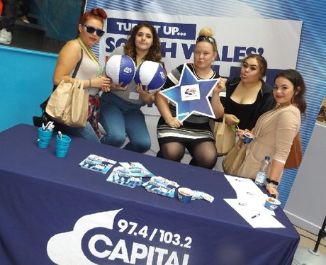Capital At CAVC Freshers