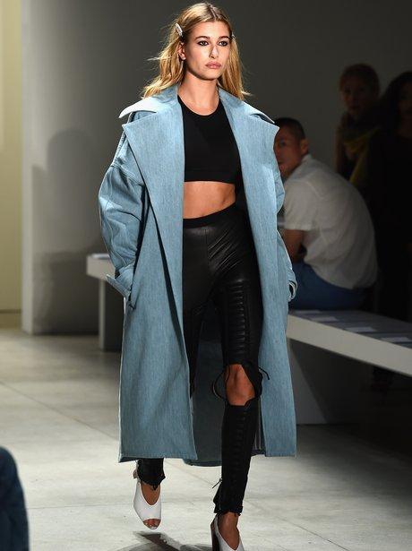 Fashion Moments 17th Sept Hailey Baldwin