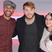 Image 10: Marvin Humes Kat Shoob James Arthur Big Top 40