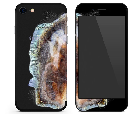 Burned Samsung iPhone case