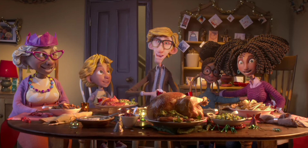Watch James Corden's Sainsbury's 2016 Christmas Advert