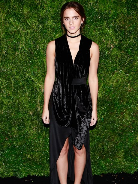 Christmas Party Looks 2016 Emma Watson